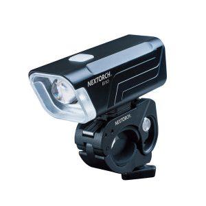 NEXTORCH 納拓 B10 BLACK 矩形光斑高亮自行車燈 360°旋轉 420流明