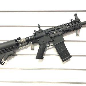 MILSIG M23 12.7mm 戰術鎮暴槍 含高壓氣瓶組 防身 鎮暴槍