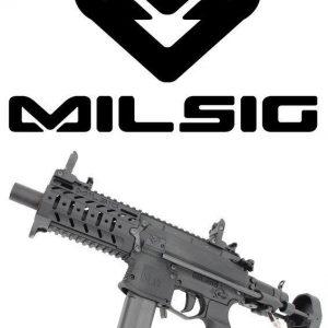 EFA ARMS 2021年式 MILSIG 17mm SMG 彈鼓同捆包 防身 鎮暴槍
