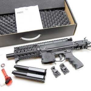 MILSIG 2021年式 M17 SMG 17MM 機械單連發 複合材料槍身 執勤 防身 鎮暴槍 保全