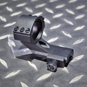 斜臂 寬軌 鏡橋 30mm M2 M3 黑色 WEX035