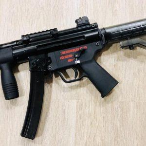 VFC HK MP5K PDW Gen2 瓦斯槍 GBB 衝鋒槍 移植 AR M4 風格後托