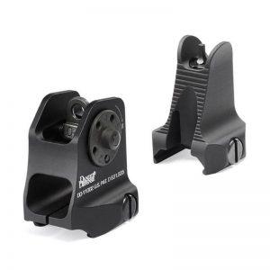 DD Daniel Defense 鋁合金 20mm 機械瞄具 鐵瞄 準心 罩門 準星 照門 前後照準 P0000116