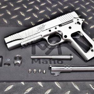 MAFIO MARUI 馬牌 M1911 CNC 全鋼製 KIM刻字 改裝套件 MAFIO-TM-1911