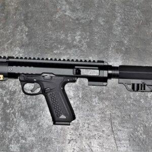 C&C TAC AAP01 20mm 魚骨 CNC 鋁合金 上槍身 衝鋒套件 GBB 瓦斯槍 成槍組