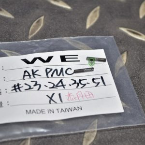 WE AK PMC 準星PIN 2×12.5 #35 號原廠零件 WE-AKPMC-35