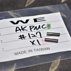 WE AK PMC PIN 3×12.5 咬花 #127 號原廠零件 WE-AKPMC-127