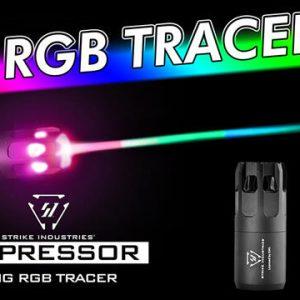 美國 EMG & SI 原廠授權 RGB TRACER 彩色 彩虹橋發光器 槍口火焰模擬器 噴火豬