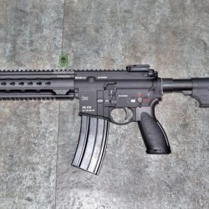VFC UMAREX HK 416 A7風格 黑色 全金屬 瓦斯槍 VFC-HK416A7-BK