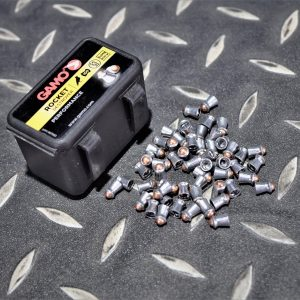 GAMO ROCKET DESTROYER .22 5.5mm 圓頭彈 鉛彈 喇叭彈 GAMO-002