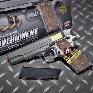 TOKYO MARUI 馬牌 Colt M1911A1 手拉空氣手槍 00534423
