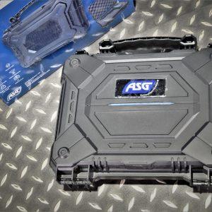 ASG 塑膠槍盒 槍箱 手提槍盒 硬殼手槍盒 REF-19490