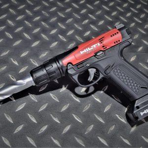 C&C TAC AAP01 喜得丁 HILTI風格 電動工具 電鑽 槍身套件 塑膠射出版 成槍CCAAPH
