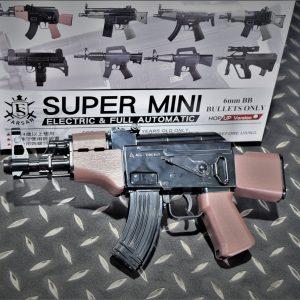 UHC SUPER MINI AK47 AEG 小朋友電動槍 可連發 UHC-AK47