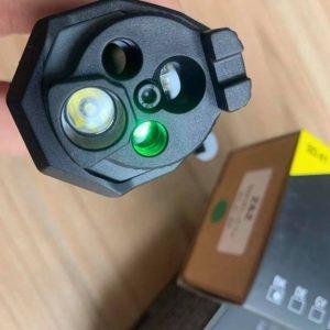 MAWL C1 爆閃 綠鐳射 綠雷射 戰術槍燈 電筒 黑沙灰 三色 C1-GR