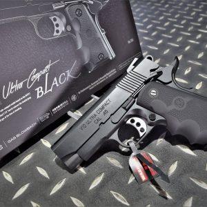 TOKYO MARUI 馬牌 V10 Ultra Compact GBB 瓦斯手槍 黑色 NO-104