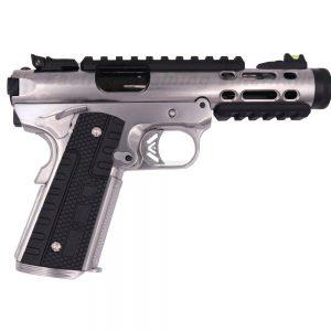 WE 1911 GALAXY 魯格.22LR 銀河 AAP01 GBB 瓦斯手槍 銀色 金色 黑色 藍色 紫色 銀色下槍身