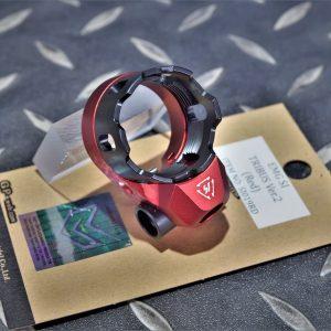 G&P Marui EMG SI授權 MWS CNC 鋁合金槍托固定環 QD V2 紅色 SI019RD