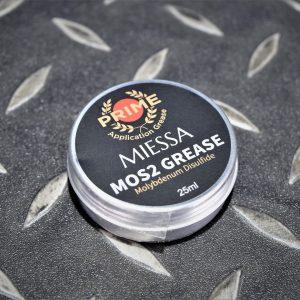 MIESSA MOS2 耐高溫二硫化鉬潤滑脂 玩具槍用 潤滑 保養油膏 16390-RST