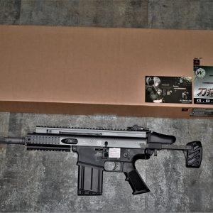 RA客製化成槍 RENEGADE WE系統 SCAR-SC H BAD GIRL 壞女孩 GBB 瓦斯步槍