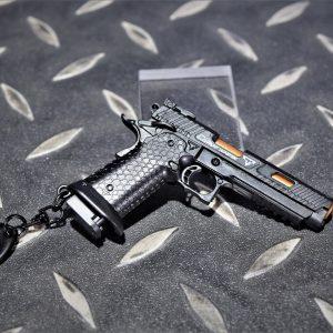 TTI 2011 Combat Master JW3 戰鬥大師 模型手槍 迷你鑰匙圈 WJ-TTI