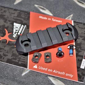 Action Army AAC AAP01 CNC 鋁合金 M-LOK 20mm 魚骨片 U01-025
