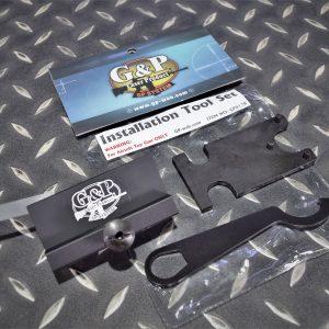 G&P Tokyo Marui 馬牌 MWS M4 M16 星狀環 托桿 安裝 拆卸工具 扳手 板手 GP817B