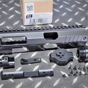 C&C TAC AAP01 20mm 魚骨 衝鋒套件 CNC 鋁合金 CCT0125