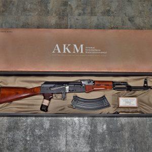 TOKYO MARUI 馬牌 AKM 仿木 瓦斯槍 GBB 突擊步槍 NO-0010