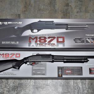 TOKYO MARUI 馬牌 M870 Tactical 瓦斯散彈槍 霰彈槍 戰術版 NO-01-M870