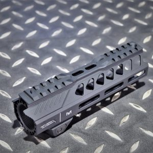 SI風格 7吋 M-Lok CNC 鋁合金 戰術魚骨護木 黑色 SI-70-BK