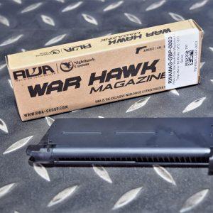 RWA WAR HAWK 1911 GBB 瓦斯彈匣 Marui KJ VFC RWAMAG-GBP-0003