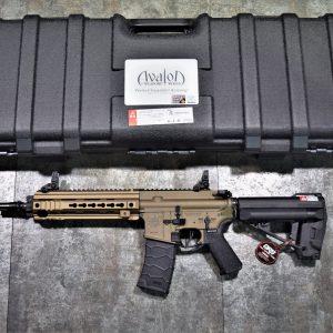 VFC AVALON CQB CALIBUR Keymod AR 電動槍 AEG 沙色 AV1-M4-SI-S-TN81