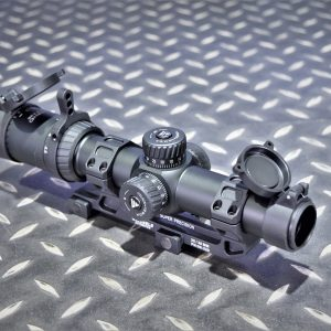 AIMTAC 1-4.5X26 狙擊鏡 高抗震 紅點瞄準鏡 附GE連體夾具 AIM-01