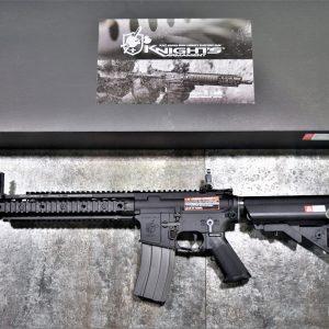 VFC KAC SR16E3 CQB AR 電動槍 AEG 黑色 VF1-LSR16E3-BK01