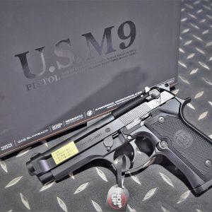 TOKYO MARUI 馬牌 U.S. M9 GBB 瓦斯手槍 美軍制式配發手槍 00861862