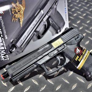 TOKYO MARUI 馬牌 HK SOCOM MK23 手拉空氣手槍 00533423