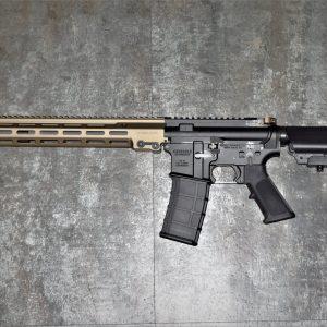 RA-TECH GHK 長版 URGI MK16 鋼製內構 GBB 瓦斯槍 長槍 步槍