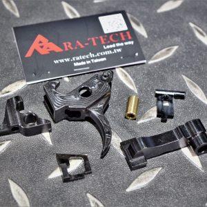 RA-TECH WE AK 鋼製 CNC 扳機 板機組