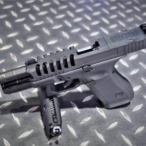 MAFIOSO VFC Firing G19X G45 鋼製滑套外管套件 RMR MAFIO-FIRING-KIT