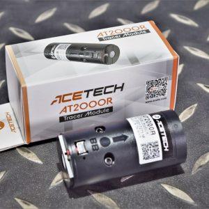 ACETECH 滅音管模組套件 發光器 槍口火焰模擬器 夜光彈 螢光彈 黑色 ACE-AT2000R