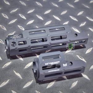 VFC Marui HK MP5 A4 A5 MP5K PDW 鋁合金 CNC M-lok 護木 MP5-MI
