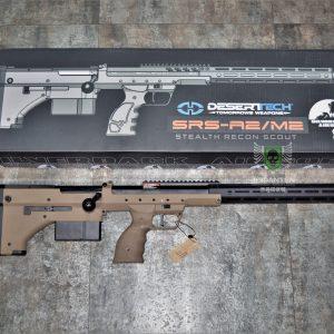 Silverback Airsoft SRS-A2 / M2 犢牛式手拉空氣狙擊槍 22吋 標準版 M-LOK魚骨 三色可選