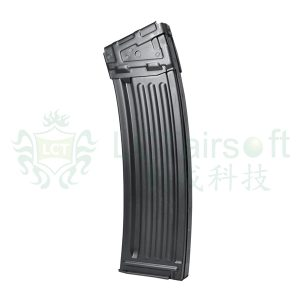LCT 利成 LR-223 HK33 AEG 電動槍 150發 金屬無聲彈匣 LK006