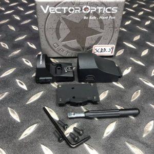 Vector Optics 維特 Spirit 1×25 防震防水防風雨 內紅點-SCRD-29