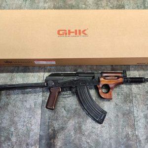 GHK GKMSU AKMSU GBB 瓦斯槍 氣動槍