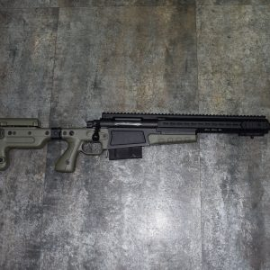 ASG ARCHWICK AI 真槍廠授權 MK13C 空氣手拉狙擊槍 附槍袋 OD綠色