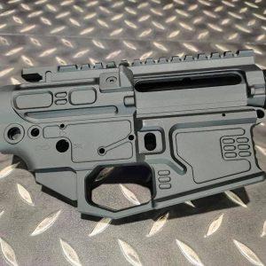 A-PLUS 魔 SLR 鋁合金槍身 M4 VFC 系統 SLR CNC 鋁切削授權槍身組