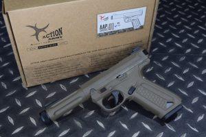 Action Army AAC AAP-01 AAP01 GBB 瓦斯手槍 單連發 沙 AAC-AAP01-DE
