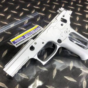 警星 GUARDER MARUI 馬牌 P226 R 鋁合金下槍身(後期版刻印/鋁合金原色) P226-62(A)